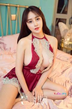 [ugirls_尤果网] 韩系巨乳嫩妹小喜诱惑开胸情趣装窒息极品美女写真 65P