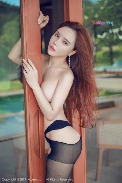 [秀人网XiuRen] N01584 妩媚九头身骨感御姐艾小青户外真空无内惊艳大尺度写真 53P