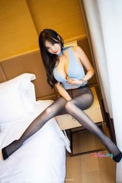 [秀人网XiuRen] N01810 优雅翘臀丽人杨晨晨sugar紧牛无内黑丝诱惑酒店私拍 106P