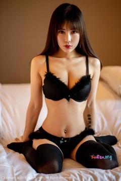 [秀人网XiuRen] N01856 冷艳冰霜尤物悠悠酱yoyoyo吸睛热辣事业线魅惑优雅人体内衣私房 54P