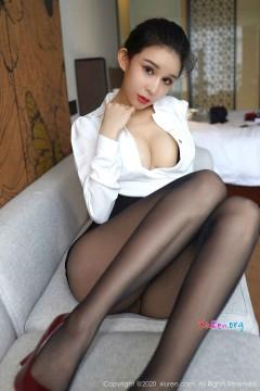 [秀人网XiuRen] N02596 闷骚福利姬张雨萌包臀齐b裙美艳个人艺术写真 53P